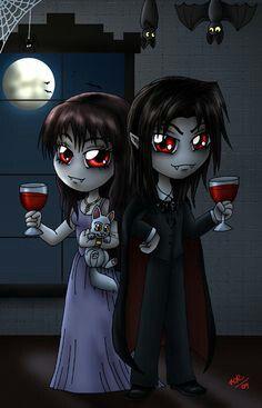 A vampire toast Vampire Love, Vampire Art, Vampire Pictures, Gothic Pictures, Vampire Bites, Steampunk, Goth Guys, Beautiful Dark Art, Photo Grid
