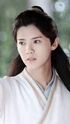 Luhan 鹿晗 The Fighter of the Destiny fan-art (on TV April 17th)