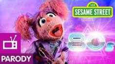 Sesame Street: 80s Music Mashup Parody 6:17 #rickroll