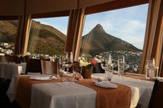 If there's one iconic restaurant in Cape Town not to be missed, it has to be the Top of the Ritz -actually I disagree- this restaurant is terrible and dated. Cool Places To Visit, Places To Travel, Travel Destinations, Breakfast Restaurants, Restaurant Guide, Cape Town, Fine Dining, South Africa, The Good Place