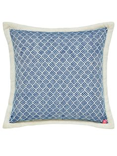 Buy your Joules Blue Woven Cushion 40x40cm online now at House of Fraser. Why not Buy and Collect in-store?