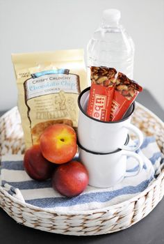 Favorite Entertaining Trick: Thoughtful Guest Room Goodies