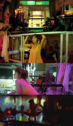 Enter the Void, 2009 (dir. Gaspar Noé, dop Benoît Debie)
