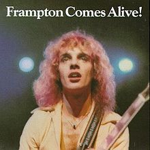 Peter Frampton: Frampton Comes Alive! A list of all the groups that have released album covers that look like the Peter Frampton Frampton Comes Alive! Peter Frampton, Rock Album Covers, Classic Album Covers, Lps, Lp Vinyl, Vinyl Records, Rare Vinyl, Frampton Comes Alive, Classic Rock Albums