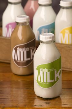 Milk Packaging project developed for final senior portfolio.