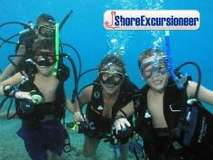 SCUBA Diving 4 Beginners!   A beginners course to discover what SCUBA diving is all about. No prior experience or training needed. Let our pros show you how!  http://www.shoreexcursioneer.com/costa-maya/beginner-discover-scuba-diving.html
