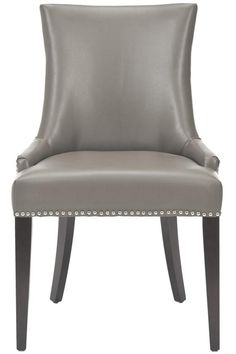 Becca Nailhead Dining Chair 2 For Head Chairs At Table Upholstered