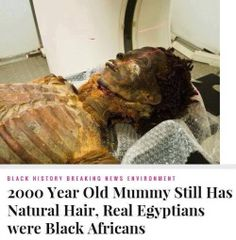 History Egypt mummy kemet Black Excellence Ourstory