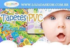 Procurando conforto, segurança e qualidade em um só produto? Conheça nossos Tapetes da Parklon, ideal para crianças e bebês. Consulte www.lojadaskom.com.br