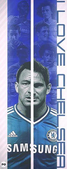 Terry & Lampard... ♥ Chelsea Football, Chelsea Fc, Chelsea Champions, Lamar Jackson, Stamford Bridge, Graphic Artwork, Fulham, Blue Bloods, West London