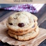 Coconut Oil Chocolate Chip Cookies. Best cookies ever!! I put milk choc chips, white choc chips and mini m
