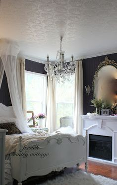 FRENCH COUNTRY COTTAGE: Passionate for Purple #LowesCreator