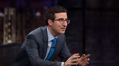 """Why We Should All Be Watching HBO's """"Last Week Tonight"""" 