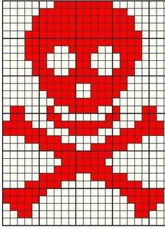 Cats-Rockin-Crochet, Free Crochet and Knit Patterns: Crafty Crochet Loom Patterns, Beading Patterns, Cross Stitch Patterns, Knitting Charts, Knitting Patterns, Crochet Borders, Crochet Squares, Crochet Chart, Crochet Hat Patterns