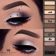 See this Instagram photo by @kxthandi • 484 likes - Urban Decay Naked 2 Makeup Tutorial