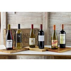 Wine of the Month Club Cellar Series gift membership, from $185 wineofthemonthclub.com