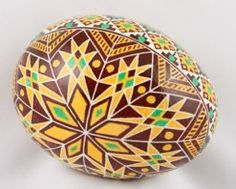 Altogether, an absolutely gorgeous egg!