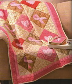 Quilters Think Pink Prayer Shawls 16 Projects Cozy Throws Quilting Pattern Book