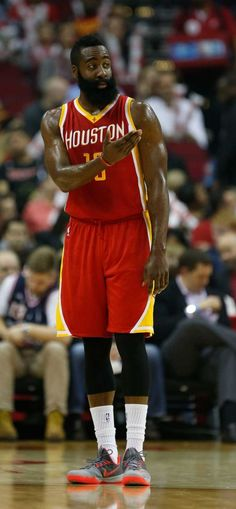 Early exit for James Harden at All-Star Weekend's 3-point competition   James Harden  #JamesHarden