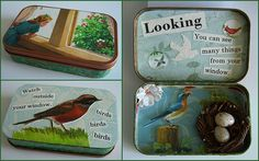 Swap-bot Sent: Altered Altoid Tin ♥ Sender's Choice