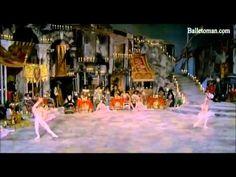 Rudolf Nureyev and Lucette Aldous-Don Quixote pas de deux-1973
