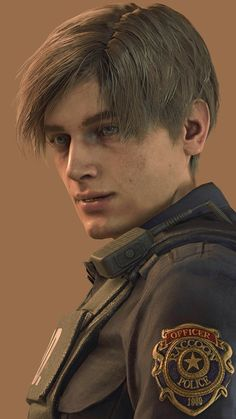 Shinji Mikami, Resident Evil Anime, Leon S Kennedy, Ada Wong, The Evil Within, Gorgeous Men, Handsome, Bambi, Claire