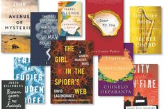15 Books to Read This Fall - WSJ