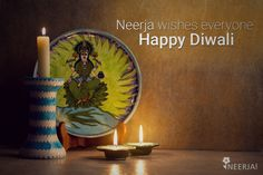 Neerja Blue Pottery wishes everyone Happy Diwali!!