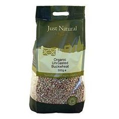 Just Natural Organic Organic Unroasted Buckwheat 500g by Just Natural Organic   . Read  more http://shopkids.ca/just-natural-organic-organic-unroasted-buckwheat-500g-by-just-natural-organic/