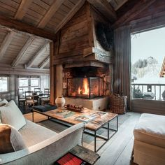 Checking into Le Chalet Zannier feels like a special occasion. It's not just that this exclusive hotel, located in the French Alps, just outside the village of Megève, is a paragon of modern elegance and first-class service. It's also that it's closed for most of the year.