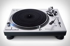 Last year's SL-1200G lauded the return of the heralded Technics turntable, albeit at a seriously high price. The Technics Grand Class SL-1200GR Turntable expands the lineup with a model that packs a lot of the same tech for less cash....