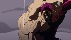 Luffy defeats Katakuri with Snake Man & vows he will become King of Pirates! One Piece Fanart, One Piece Anime, Luffy Gear 3, Big Mom Pirates, One Piece Episodes, Anime City, One Piece World, Anime Episodes, Man Wallpaper