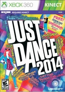 Just Dance 2014 - Xbox 360 - Larger Front