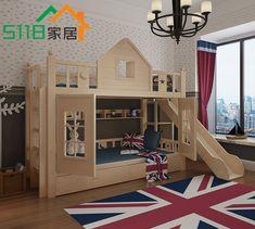 Schon Двухъярусные детские кровати в Интернет магазине Nazya.com