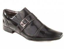 Sapato Calvest Verniz Preto R$149.99