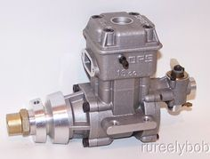 """New In Box OPS .90 (15cc) RCB """"Speed"""" R/C Water Cooled Model Marine Engine"""