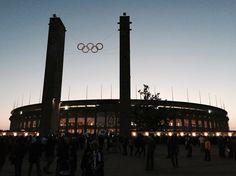 Olympiastadion Berlin ⚽️