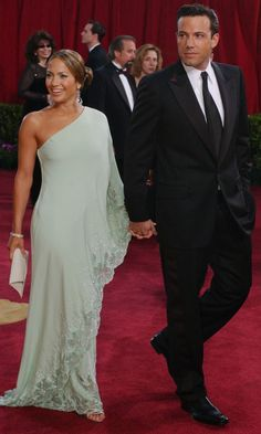 Oscars most iconic - 2003 - Jennifer Lopez - Valentino