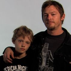 'Walking Dead''s Norman Reedus, Charles Grodin Stand Up Against Bullying