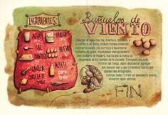 Comidas | Recetas Ilustradas