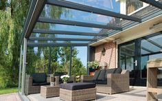 Pergola, Outdoor Structures, Outdoor Decor, Yard Ideas, Home Decor, Google, Patio Ideas, Glass House, Conservatory Garden