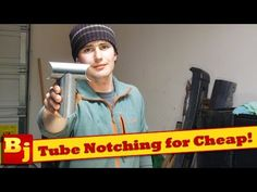 How to Notch Tubing Perfectly for Cheap! - YouTube