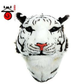 2017 3D Tiger Head Backpack Cartoon Animal Lion Bags White Women Men Casual animal Rucksack mochilas