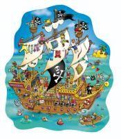 Arrgh, the Pirate Ship Puzzle