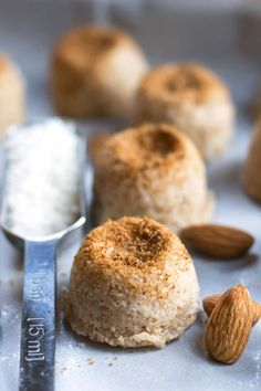 Salted Caramel Coconut Macaroons | Only 6 ingredients needed to make ...