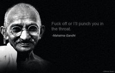 He was a wise man.