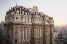 Edifício Martinelli, downtown São Paulo