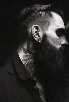 Ricki Hall....my man crush!!! British and blunt...filled with tats! what more could a woman want??