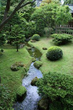 Jardin Albert Kahn ♥ Inspirations, Idées & Suggestions, JesuisauJardin.fr, Atelier de paysage Paris, Stéphane Vimond Créateur de jardins ♥