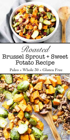 Oven Baked Brussel S